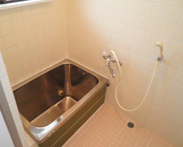 いずみーる 105号室の風呂