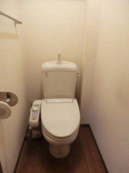 セジュールみなみ西原 A 105号室のトイレ