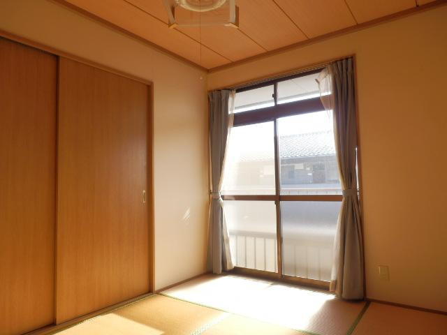 コーポキヌ1 204号室の居室