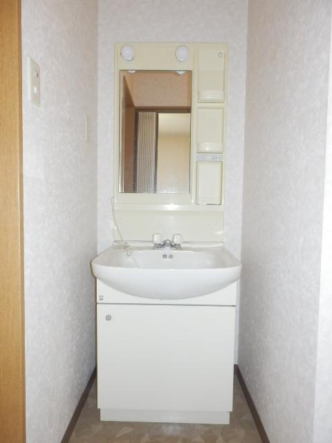 コーポキヌ1 204号室の洗面所