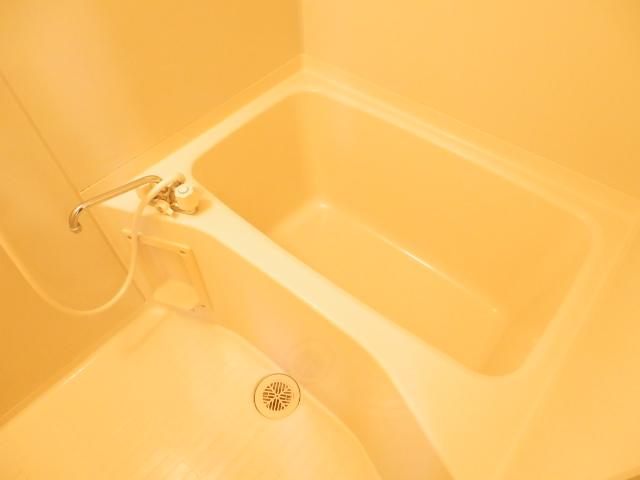 コーポキヌ1 204号室の風呂