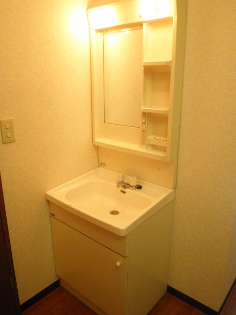フォレストヒルズ 305号室の洗面所