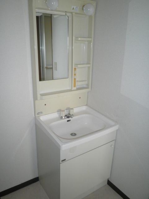 フォレストヒルズ 301号室の洗面所