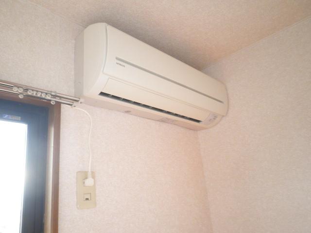 フォレストヒルズ 301号室の設備