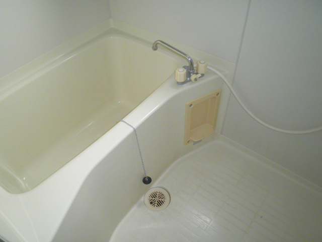 フォレストヒルズ 301号室の風呂