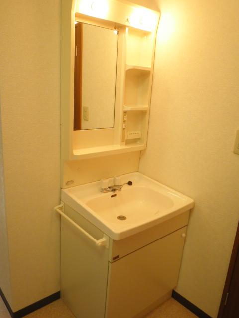 フォレストヒルズ 302号室の洗面所