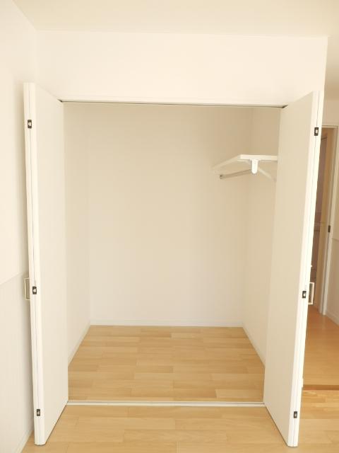 ビオス竹林 109号室の収納