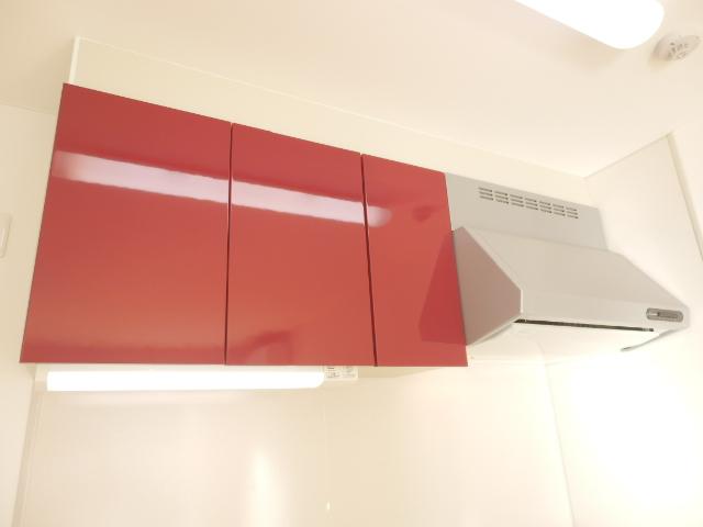 ビオス竹林 109号室のキッチン