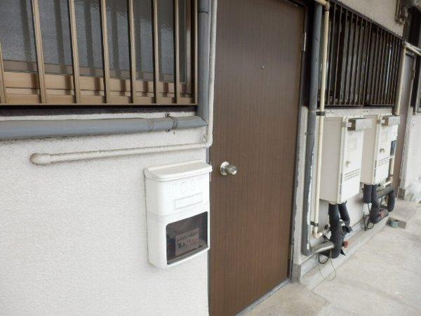 小滝アパート 2号室のセキュリティ