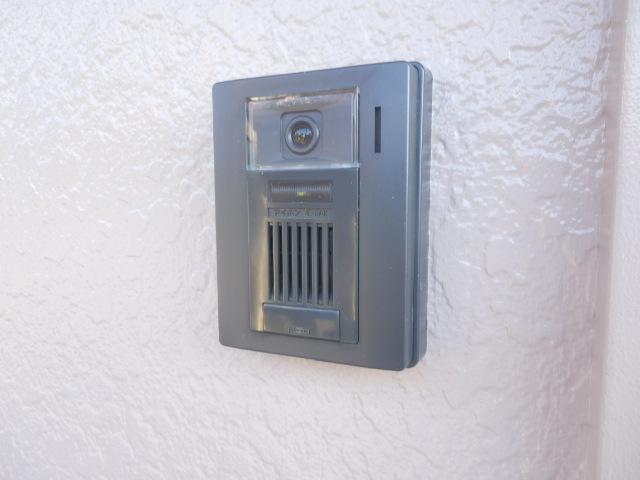 メゾン・イワカミA 101号室のセキュリティ