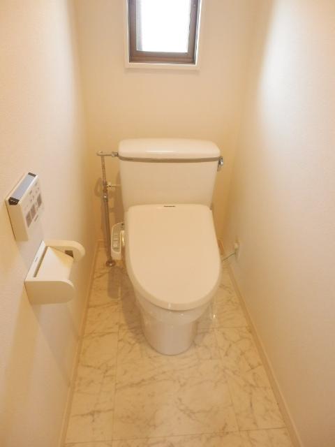メゾン・イワカミA 101号室のトイレ