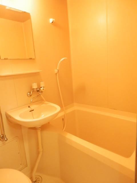 メゾンドココ 307号室の風呂