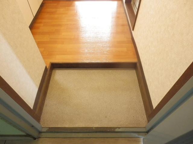 メゾンドココ 307号室の玄関