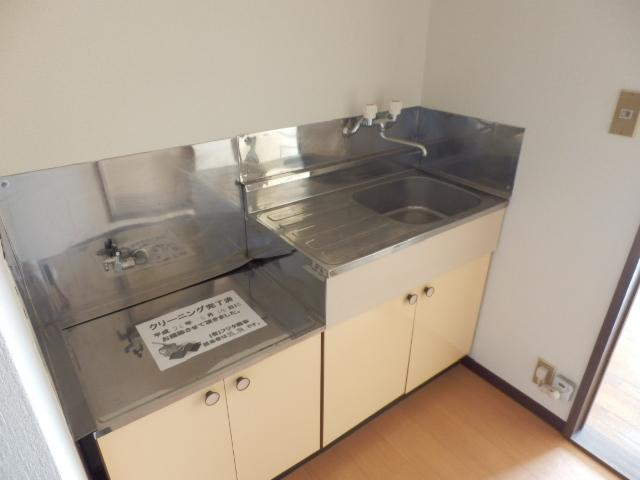 メゾンドココ 308号室のキッチン