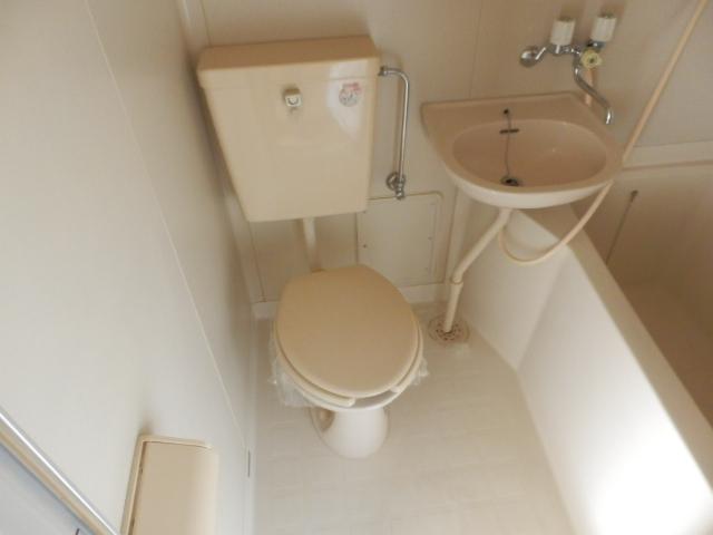 メゾンドココ 308号室のトイレ