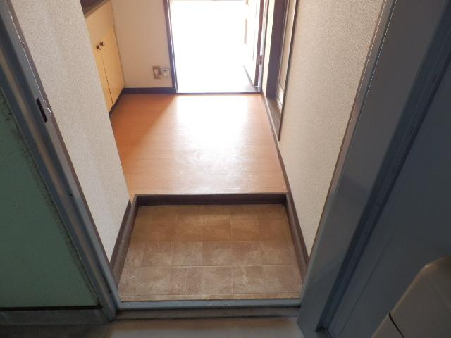 メゾンドココ 308号室の玄関