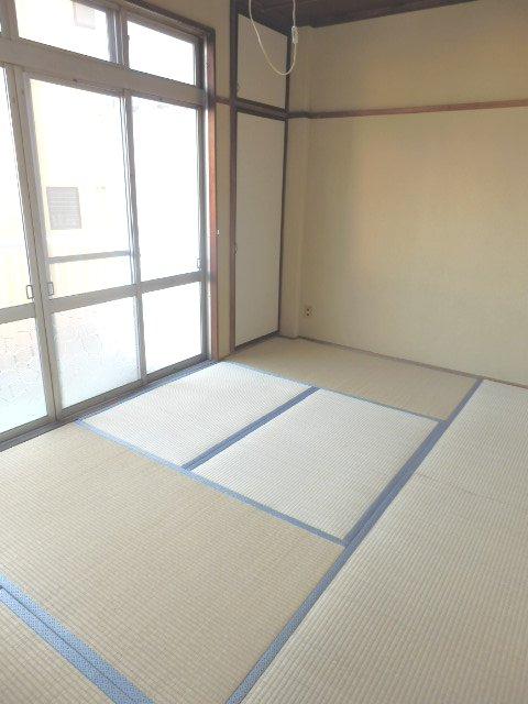八幡山ハイツ 206号室の居室