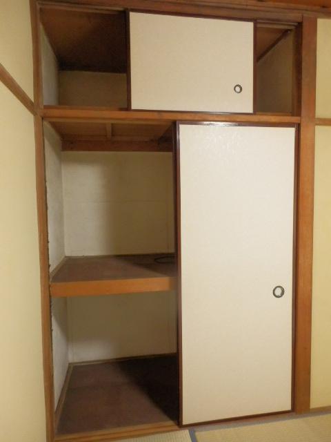 八幡山ハイツ 206号室の収納