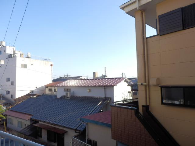 八幡山ハイツ 206号室の景色