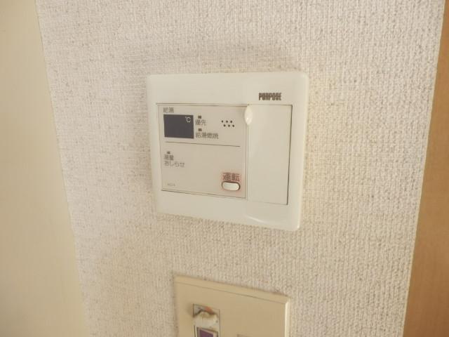 ニューハイツイザワ2 110号室の設備