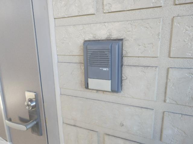 ニューハイツイザワ2 110号室のセキュリティ
