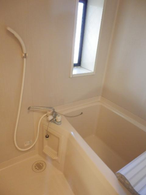 ニューハイツイザワ2 110号室の風呂