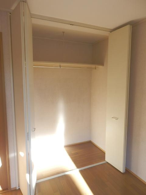 ニューハイツイザワ2 110号室の収納