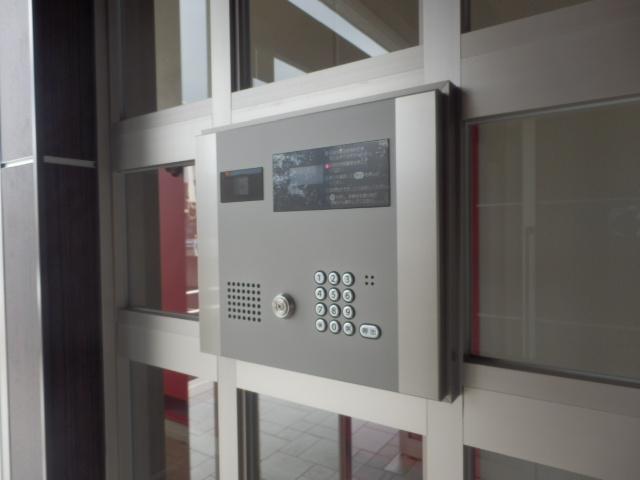 ウィンクラッセ 302号室のセキュリティ