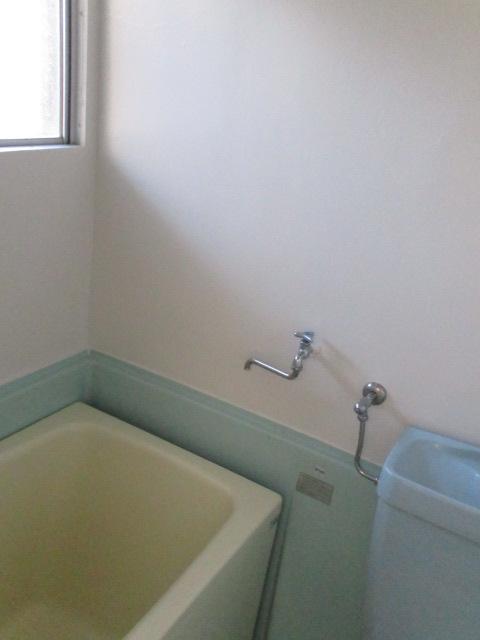 コーポ中村Ⅱ 107号室の風呂
