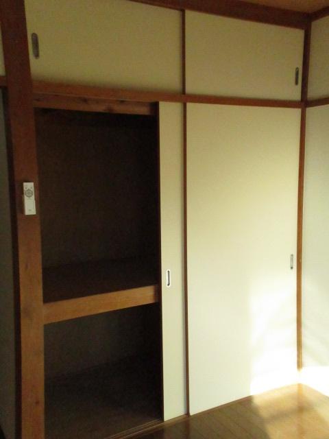 コーポ中村Ⅱ 107号室の収納