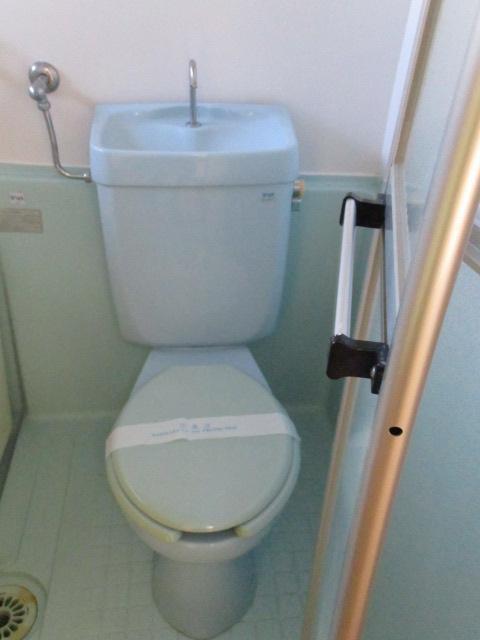 コーポ中村Ⅱ 107号室のトイレ