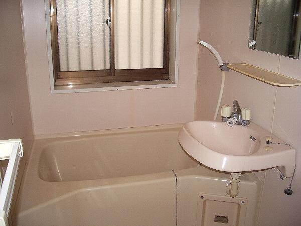 サンモール 101号室の風呂