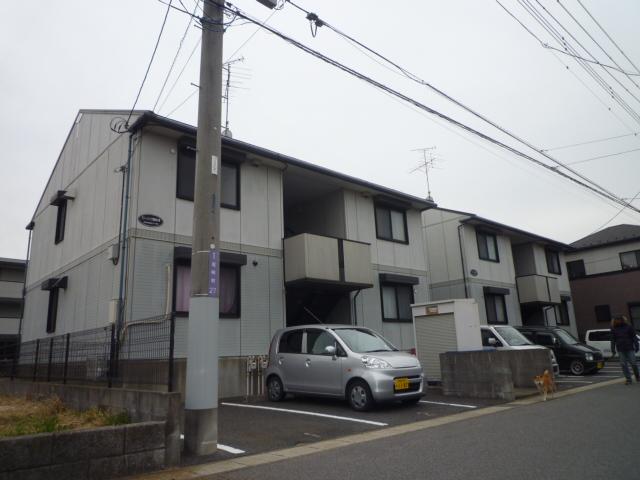 グリーンハイツ尾崎台A 202号室のエントランス