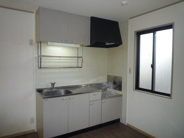 グリーンハイツ尾崎台A 202号室のキッチン