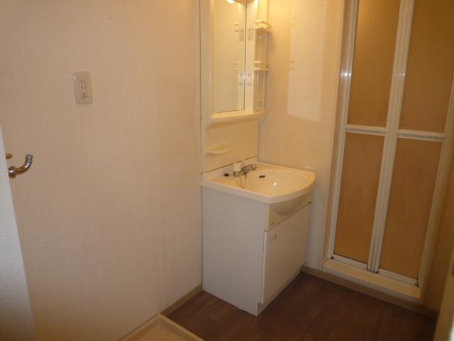 グリーンハイツ尾崎台A 202号室の洗面所