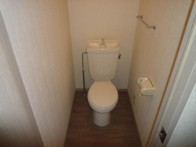 グリーンハイツ尾崎台A 202号室のトイレ