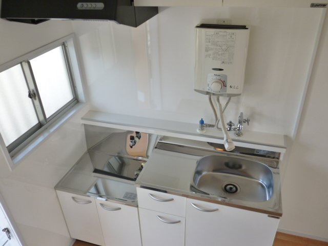 テラムラハイツ 101号室のキッチン