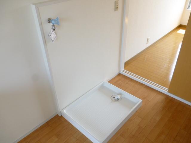テラムラハイツ 101号室の洗面所
