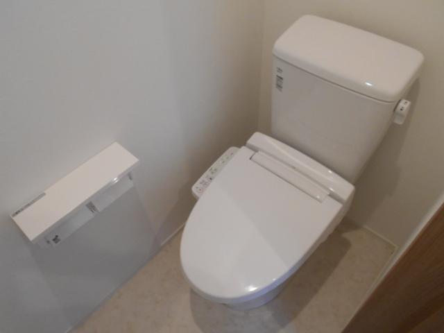 REPOS 203号室のトイレ