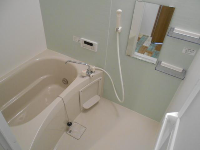 REPOS 203号室の風呂