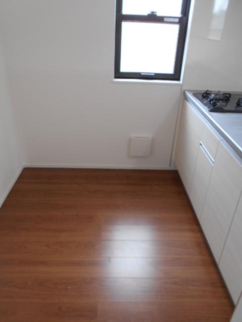 REPOS 203号室のキッチン