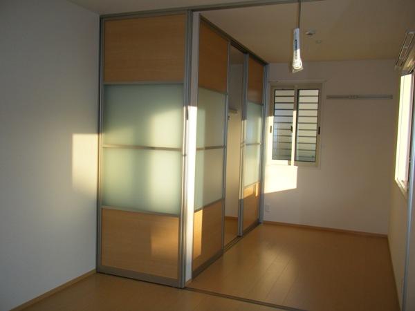 モン レーヴ 301号室の居室