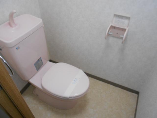 サウス鴨宮 202号室のトイレ