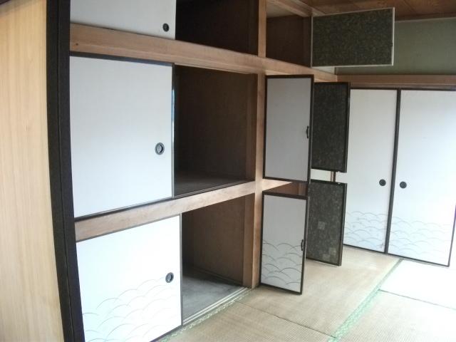 ニューグリーンコーポ 201号室の収納