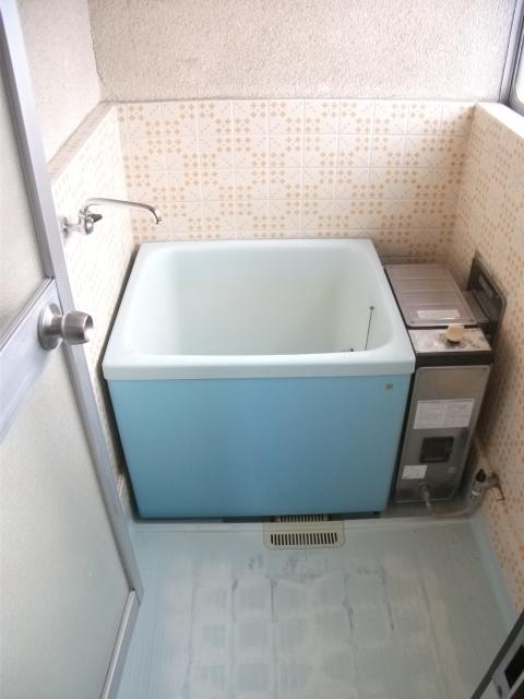ニューグリーンコーポ 201号室の洗面所