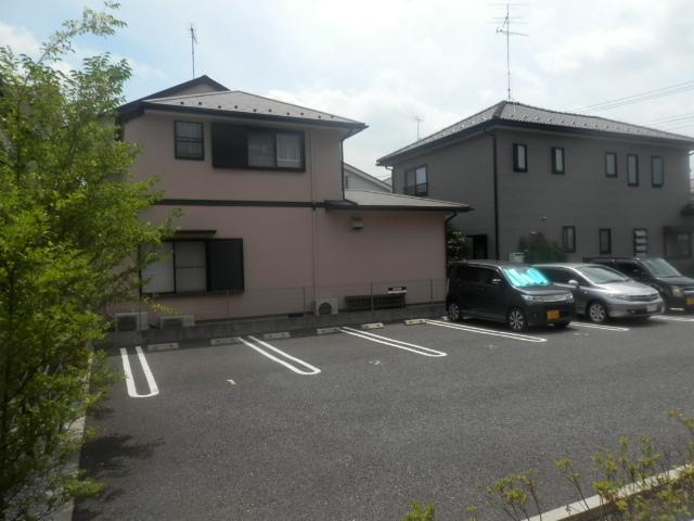 ヴァンヴィーブル早稲田 101号室の景色