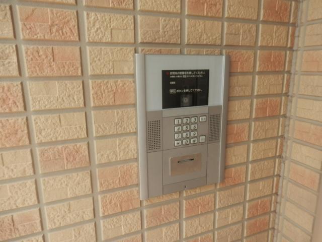 ヴァンヴィーブル早稲田 101号室のセキュリティ