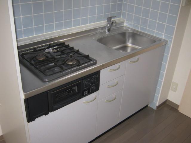 メゾン・ド・ヴィル 503号室のキッチン