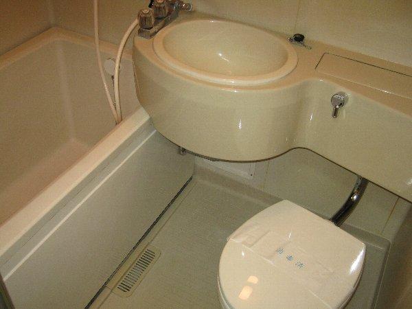 ほまれコーポ 205号室の風呂
