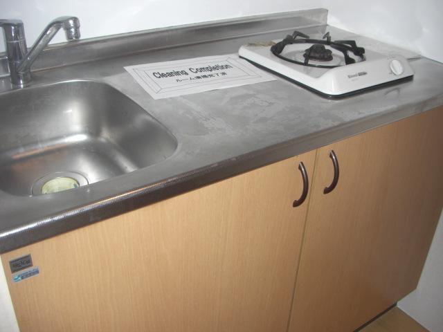 イーコモン 106号室のキッチン